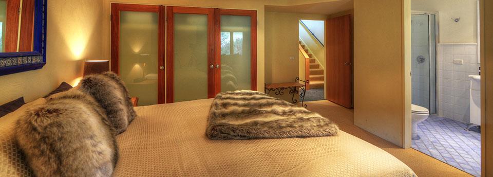 Ski In Ski Out, 3 Bed Superior - Master Bedroom