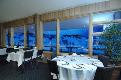 Smiggins Hotel - Dining Area