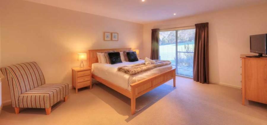 Snowbound 4, Thredbo - Bedroom