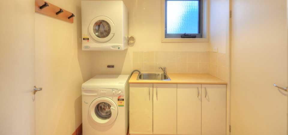 Snowbound 4, Thredbo - Laundry