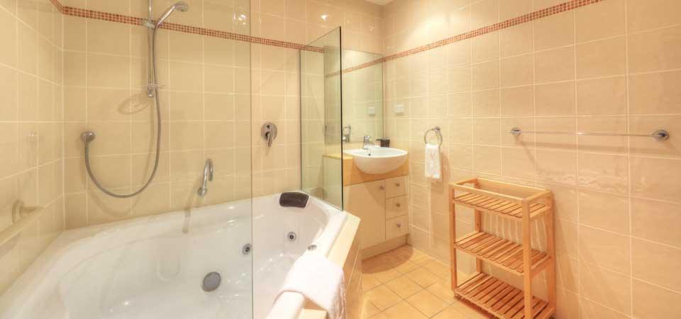 Snowbound 6, Thredbo - Bathroom