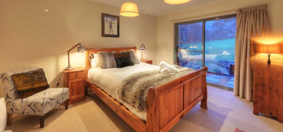 Snowbound 6, Thredbo - Bedroom
