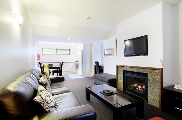 Snowgoose Apartments, Thredbo - 1 Bedroom Apartment