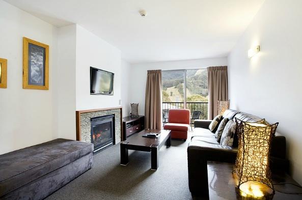 Snowgoose 1 Bedroom Apartment, Thredbo