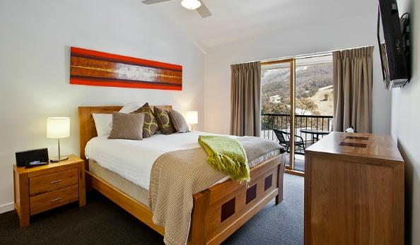 Snowgoose, 2 Bedroom & Loft Apartment