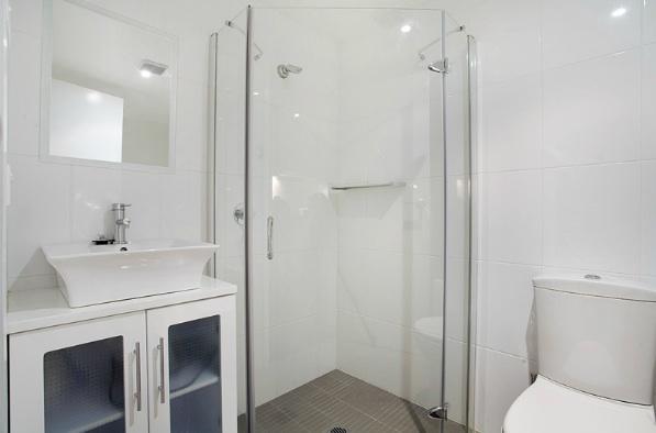 Snowgoose Studio, Thredbo - Bathroom