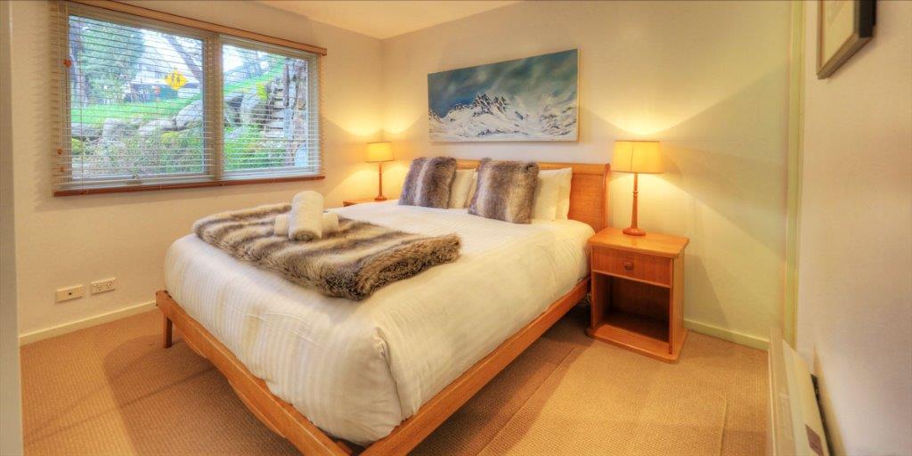 Snowman 2, Thredbo - Bedroom
