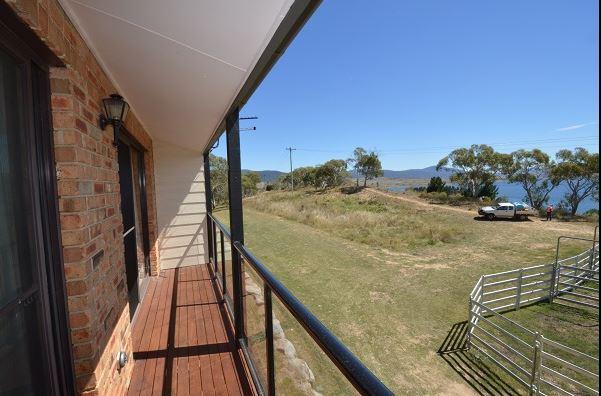Snowridge 10, Jindabyne - Balcony