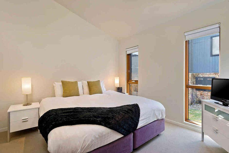 Stream Sstream 3, Thredbo - Bedroom