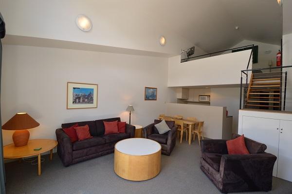 Squatters Run 11, Thredbo - Living Room