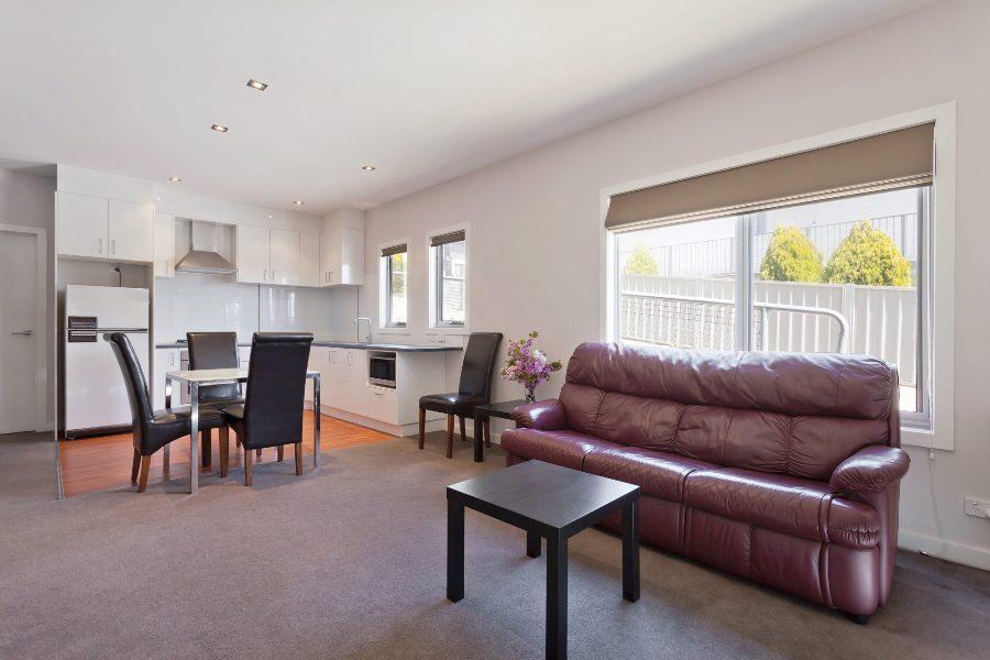 Stenmark 5, Jindabyne - Living Room