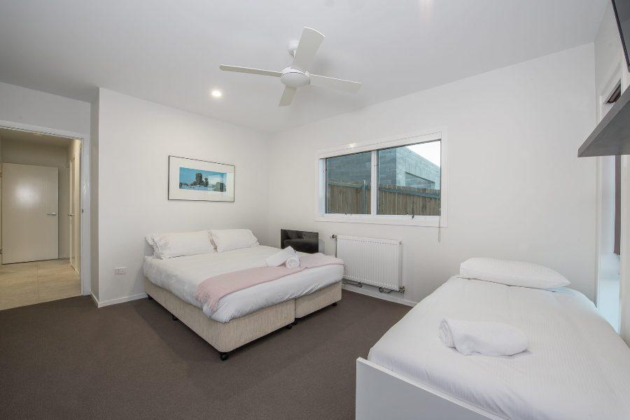 Stratton Summit 4, Jindabyne - Bedroom 3
