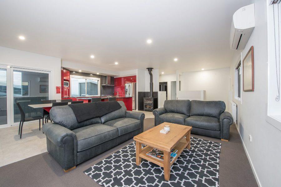 Stratton Summit 4, Jindabyne - Living Room