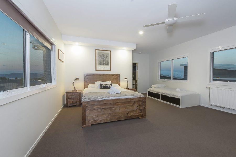 Stratton Summit 4, Jindabyne - Bedroom 1
