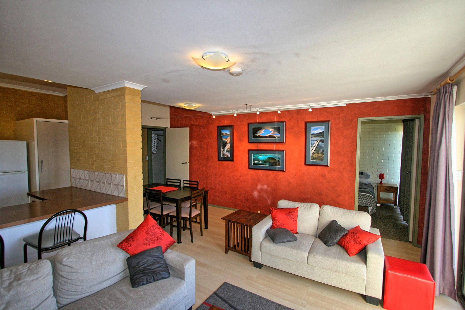 Summit 10, Jindabyne - Lounge