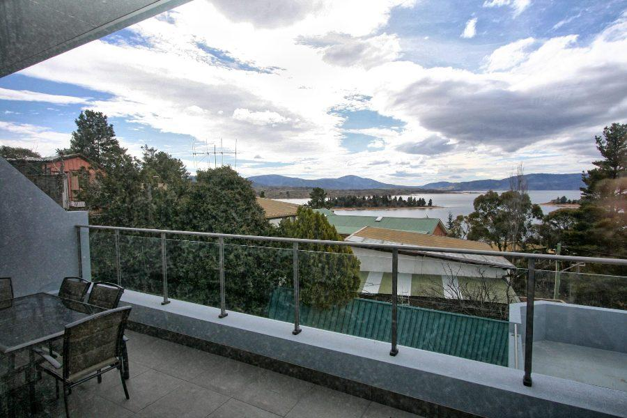 Summit 12, Jindabyne - View from Balcony