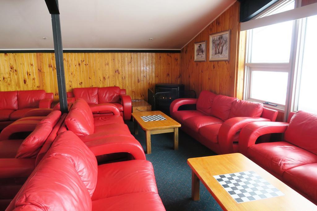 Sundeck Hotel. Perisher - Lounge