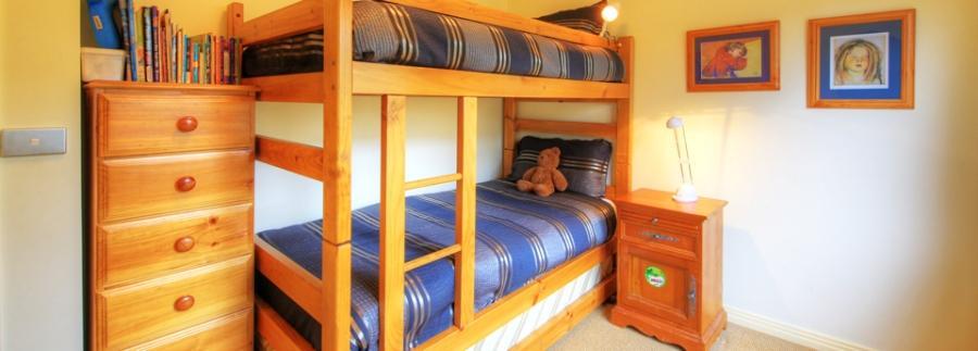 The Lodge 1, Thredbo - Bedroom 3