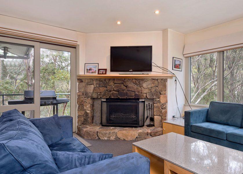 The Lodge 3 & 4, Thredbo - 3 bedroom & loft apartment