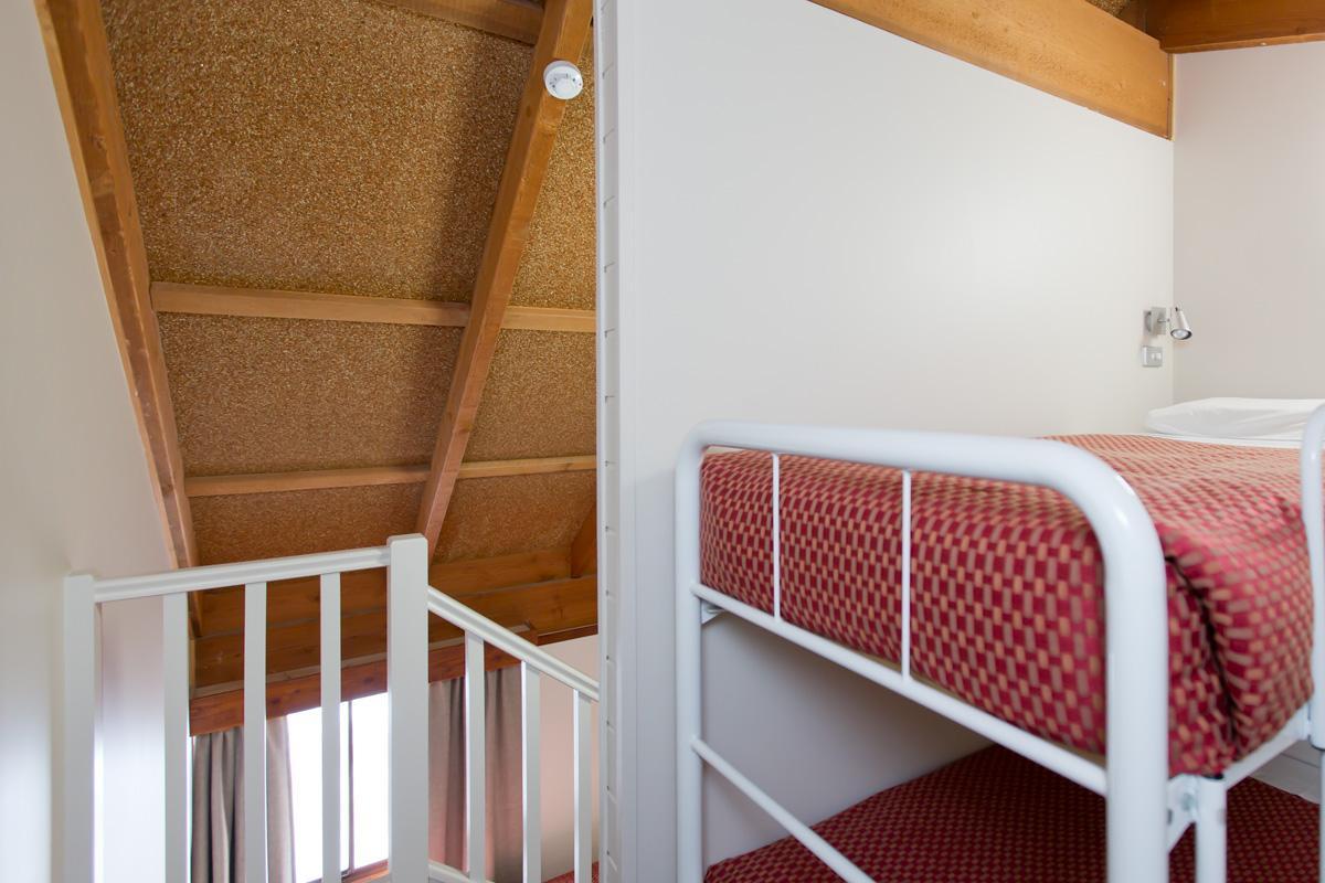 Bush View Loft Room - Bunk in Loft Area