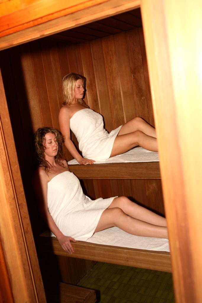 Guest Sauna