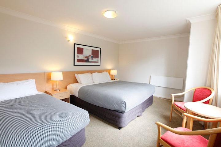 The Denman Hotel, Thredbo - Triple Room