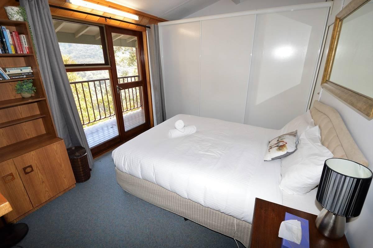 Tyrola 1, Thredbo - Bedroom