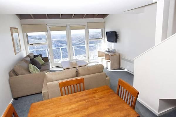 White Crystal, Hotham - One Bedroom Apartments