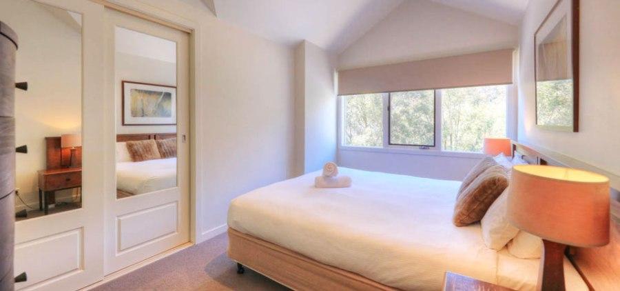 Wintergreen 5, Thredbo - Bedroom 2