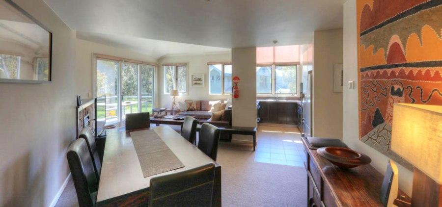 Wintergreen 5, Thredbo - Dining and Lounge