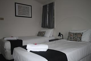 Black Bear Inn, Thredbo - Twin Room