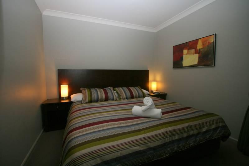 Horizons 315, Jindabyne - Bedroom