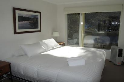 Inala 7, Thredbo - Bedroom 1