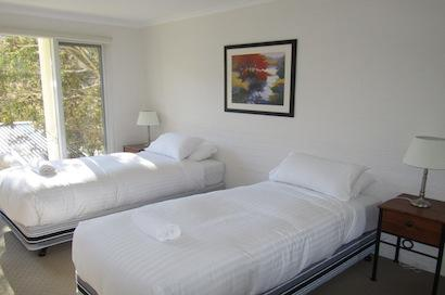 Inala 7, Thredbo - Bedroom 2