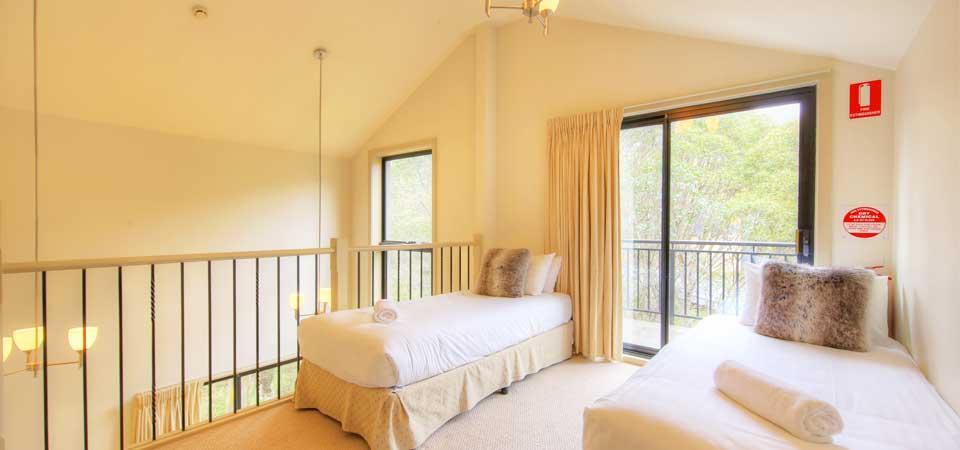 Pagano 4, Thredbo - Bedroom