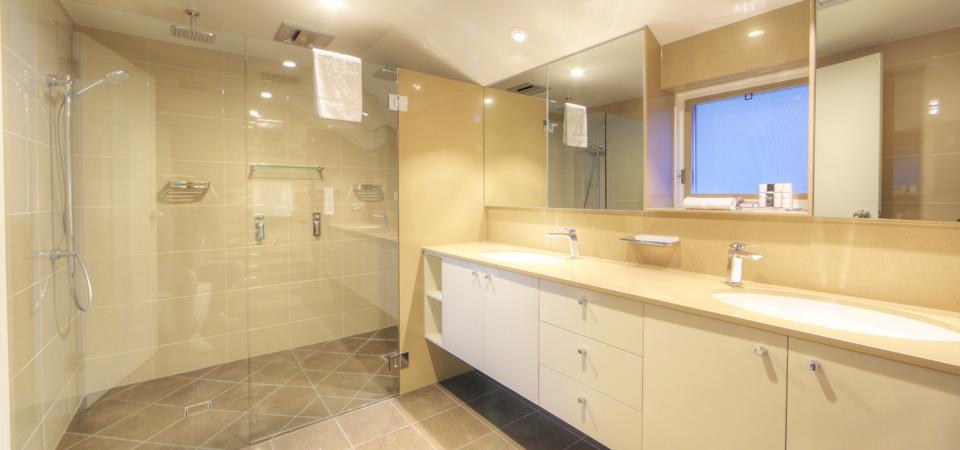 Sequoia 5, Thredbo - Bathroom