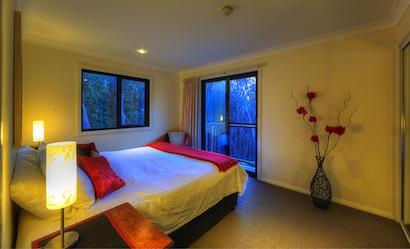 Snowcreek 5, Thredbo - Bedroom