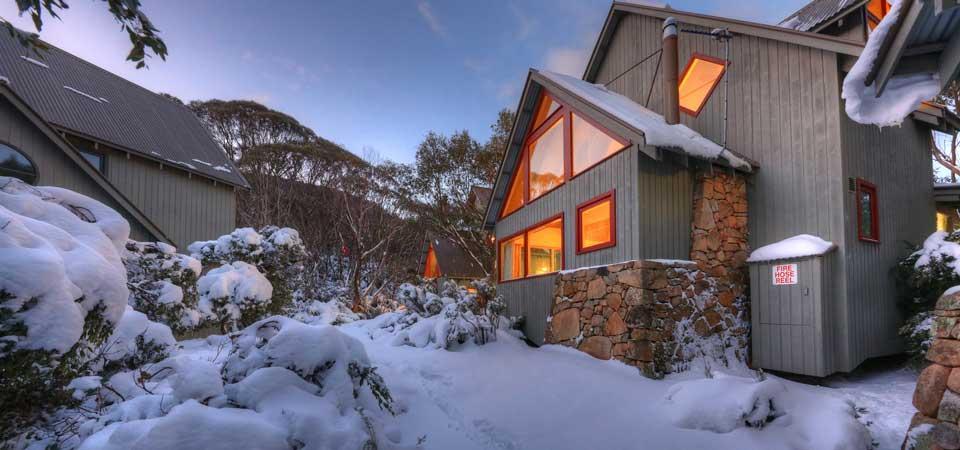 Snowy Chalet, Thredbo
