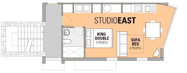 Studio East Apartment