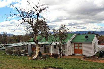 Yens Bay Cottage, Adaminaby